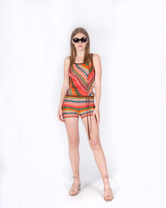 MISSONI - Colorful playsuit