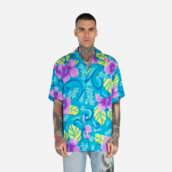 VINTAGE - Hawaiian shirt