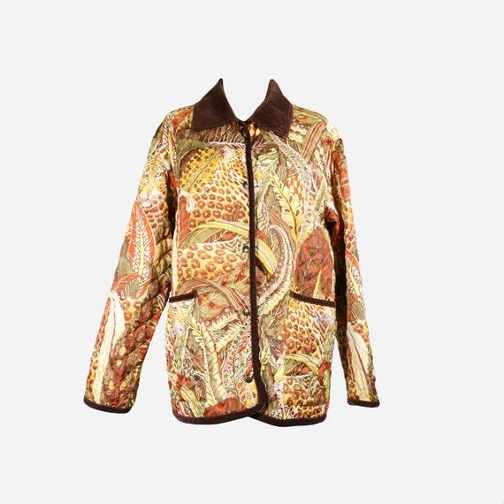 SALVATORE FERRAGAMO - Quilt jacket