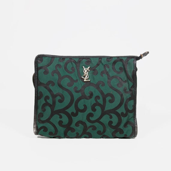 YVES SAINT LAURENT - Pattern bag