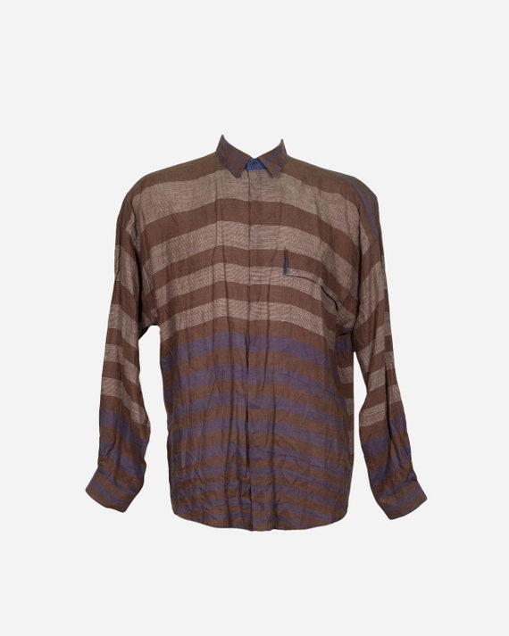VERSACE - Linen shirt  - image 1