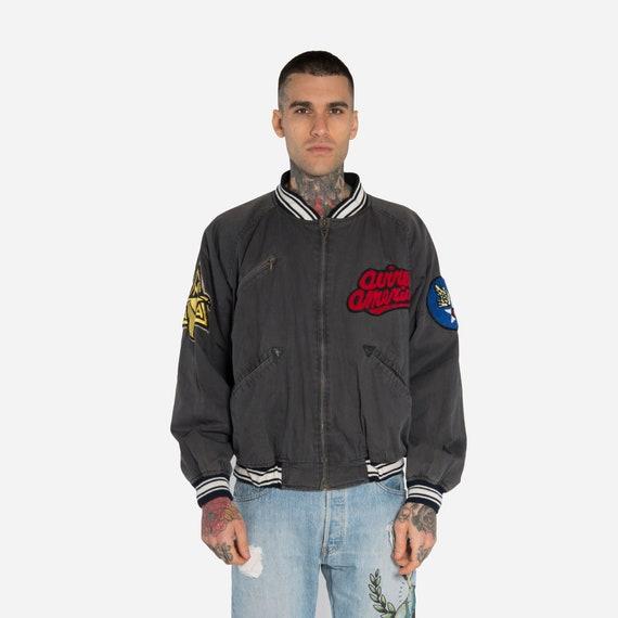 AVIREX - Cotton college jacket