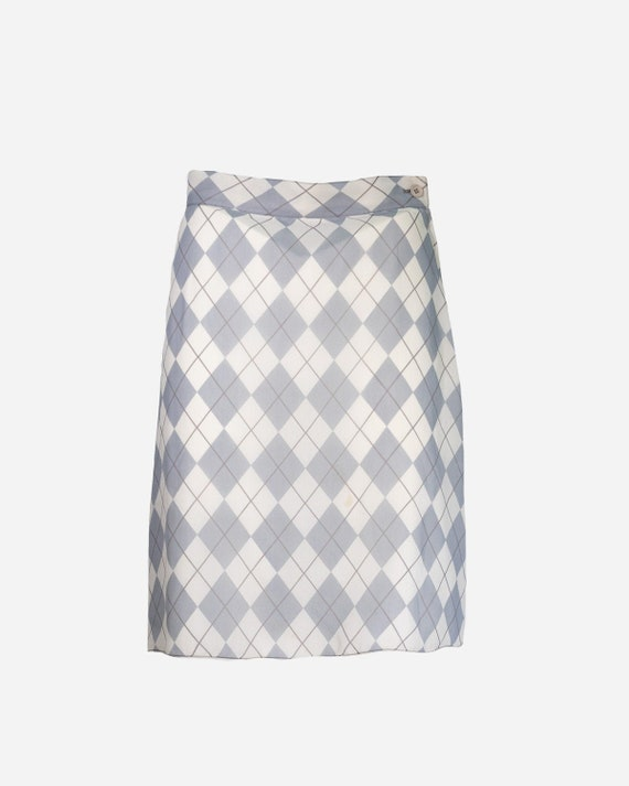 VALENTINO - Squared skirt