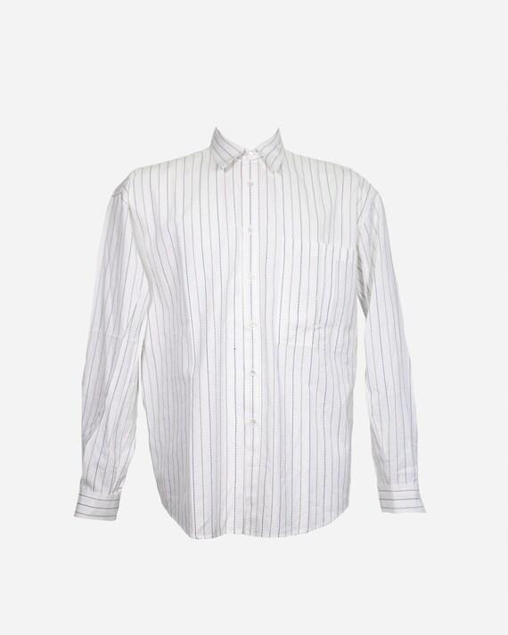 VERSACE - Striped shirt