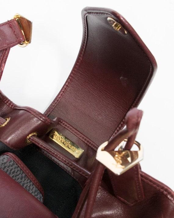YVES SAINT LAURENT - Bucket bag - image 6