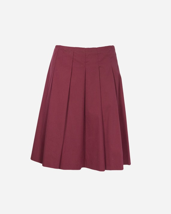 PRADA - Cotton skirt