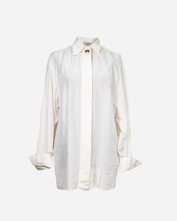 GIANNI VERSACE - Silk shirt