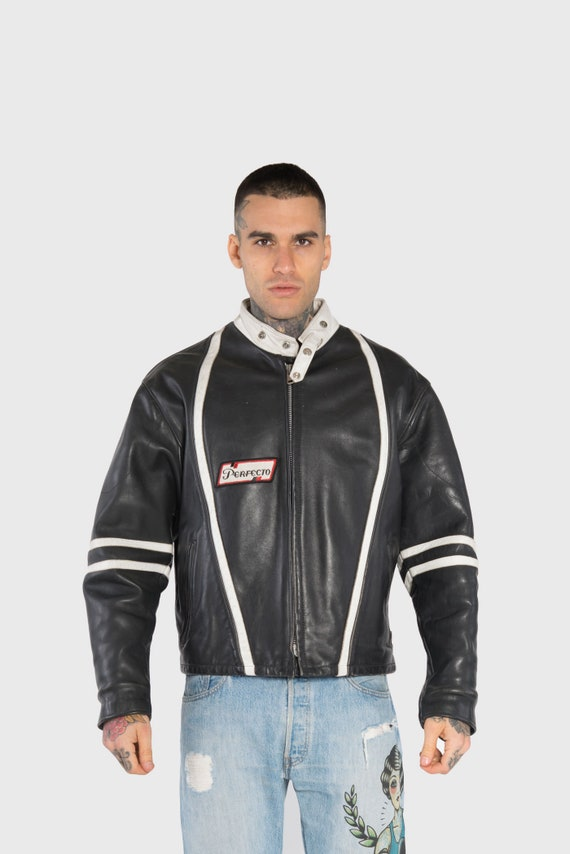 SCHOTT - Leather jacket