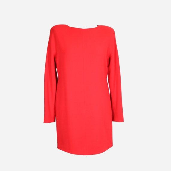 VERSACE - Wool dress
