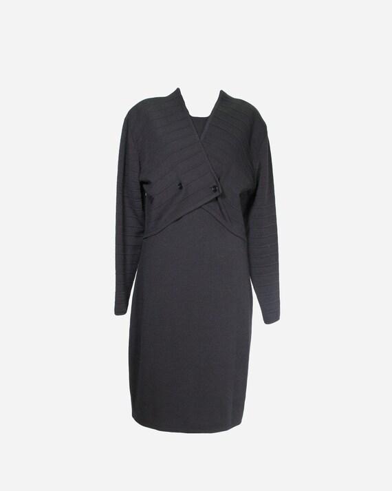 DIOR - Wool dress