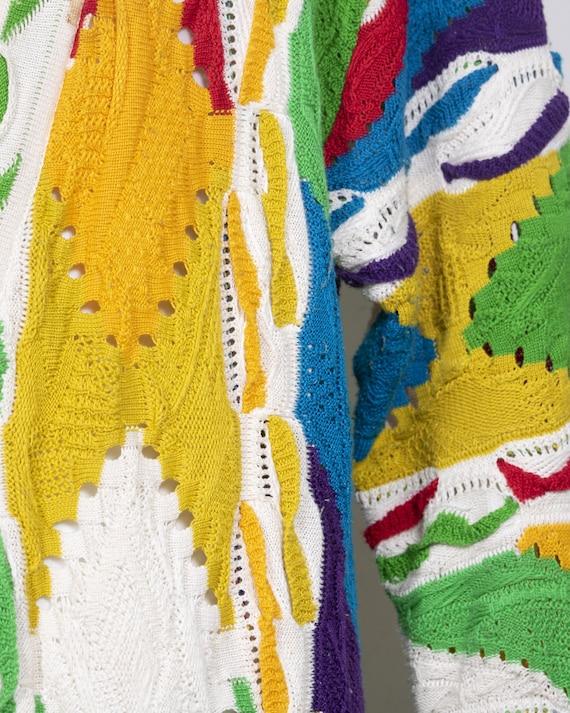 COOGI - Cotton colorful cardigan  - image 3