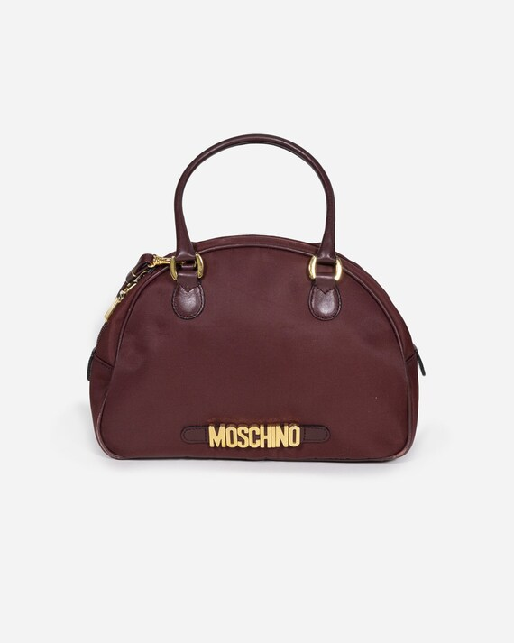 MOSCHINO - Nylon bag