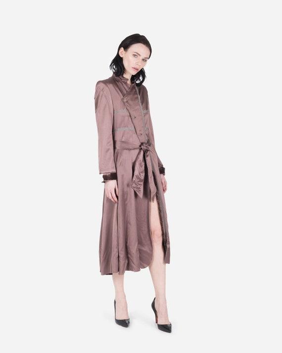STELLA McCARTNEY - Silk coat