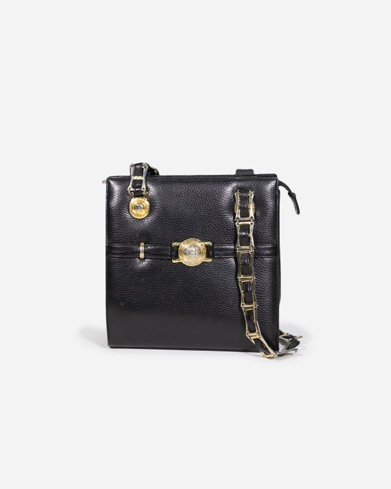 GIANNI VERSACE - Leather bag