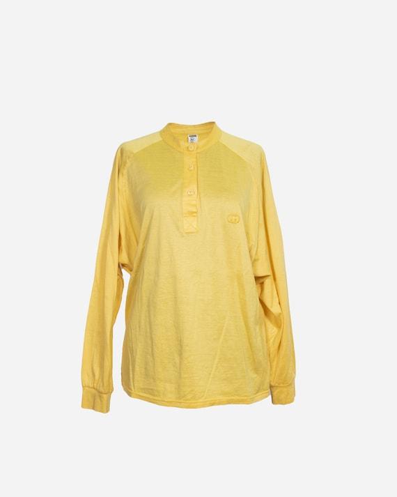 GUCCI - yellow t-shirt