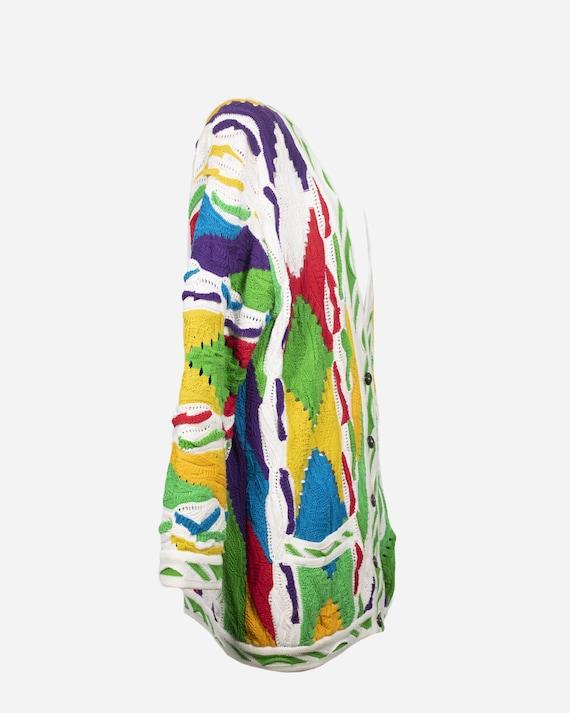 COOGI - Cotton colorful cardigan  - image 4