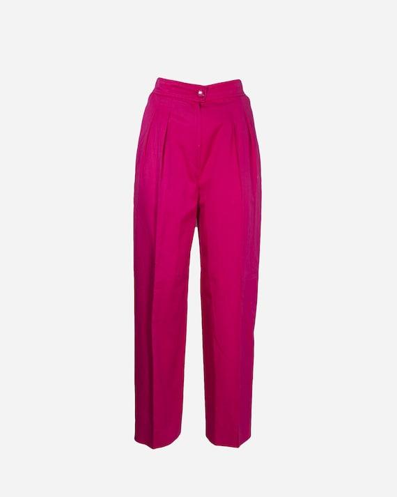VALENTINO - High waist trousers