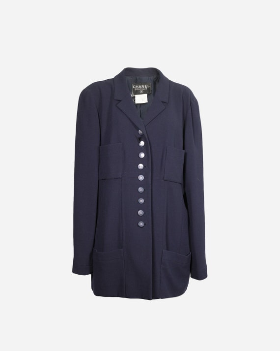 CHANEL - Wool blazer