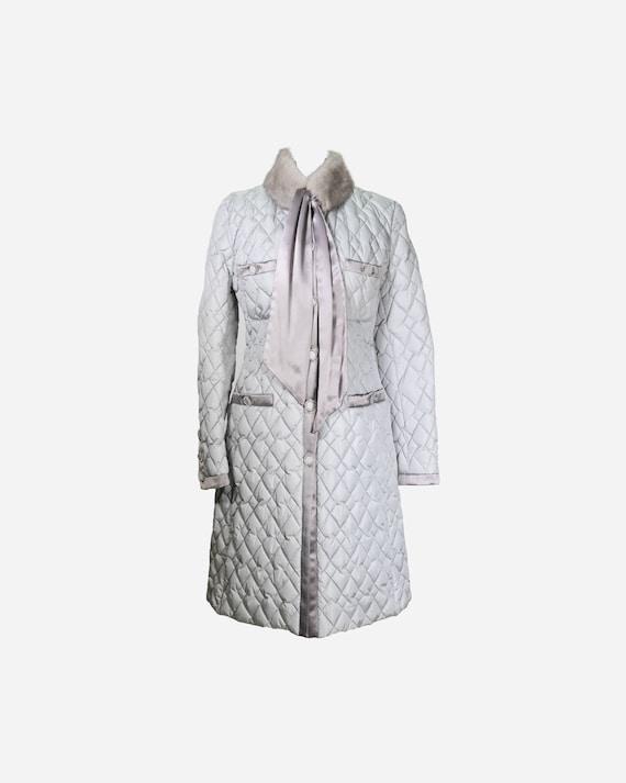 BLUMARINE - Nylon jacket