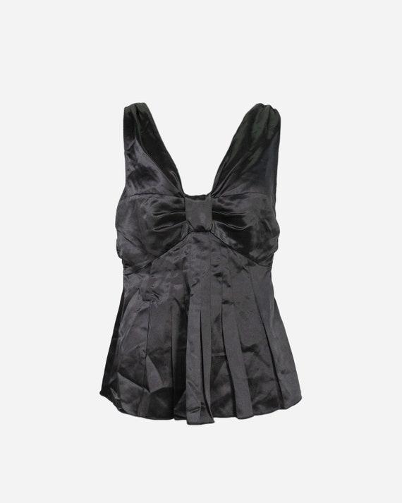 MOSCHINO - Silk top