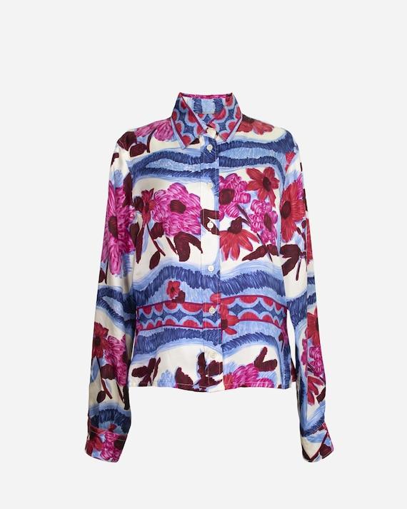 MOSCHINO - Silk shirt