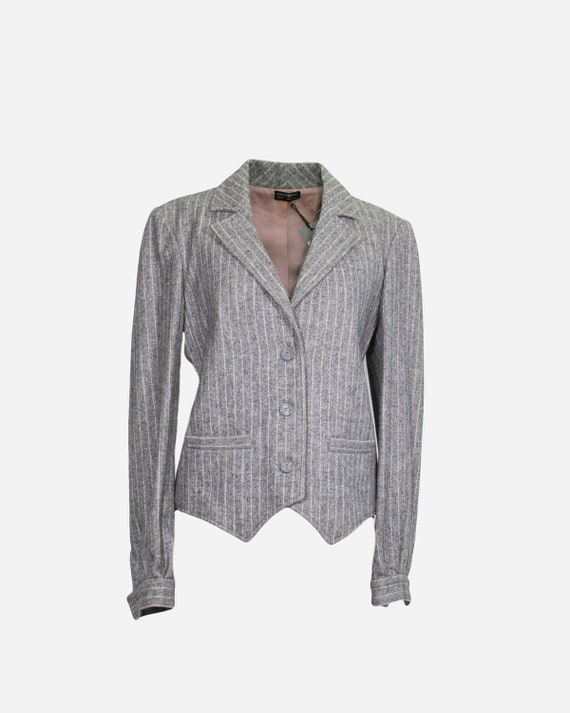 PACO RABANNE - Wool jacket