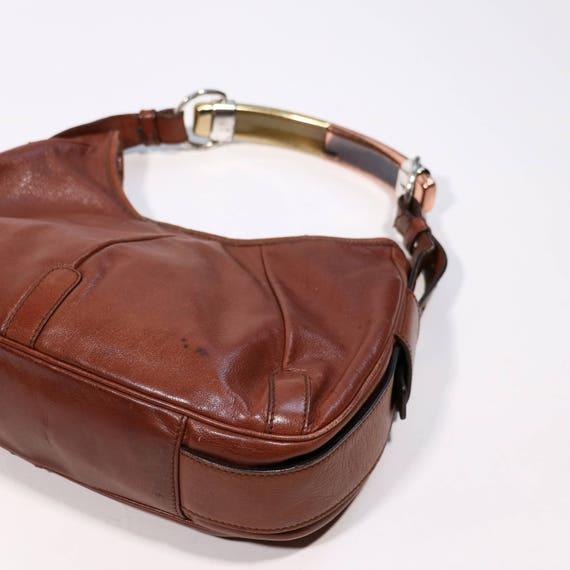 YVES SAINT LAURENT - leather bag - image 5