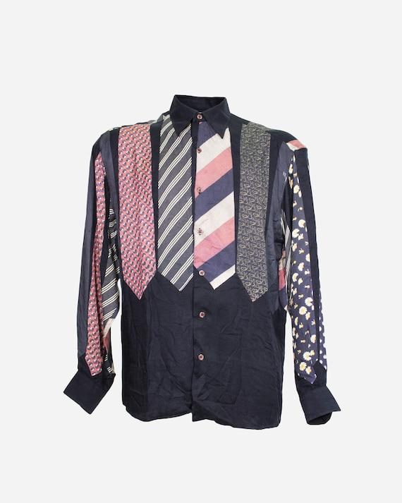 MOSCHINO - Rayon shirt