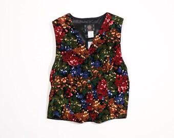 KENZO - Floral vest
