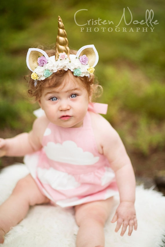 Unicorn Headband Baby Unicorn Headband Unicorn Fantasy  4b6be172970