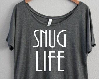 Snug Life. Slouchy Off the shoulder 835283d5b