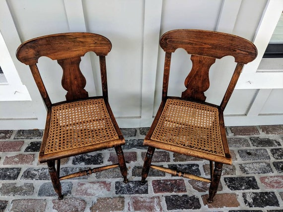 Antique Chairs, Antique Cane Chairs, Primitive Chairs, Farmhouse Chairs,  Country Chairs, Shabby Chic, Harp Chairs, Corner Chairs, Wooden