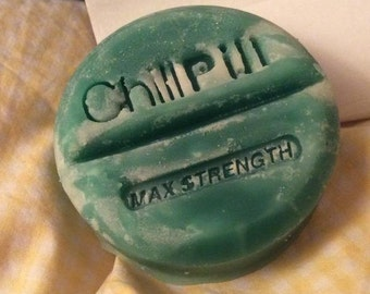 Chill pill Candle
