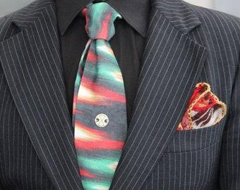 Custom Necktie Solid Tie Attitude Pink Mens Tie Everyday Men/'s Casual NeckTie Citylife Relaxing knot NeckTie DDBESPOKESTUDIO
