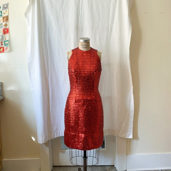 Sequin Lounge Dress