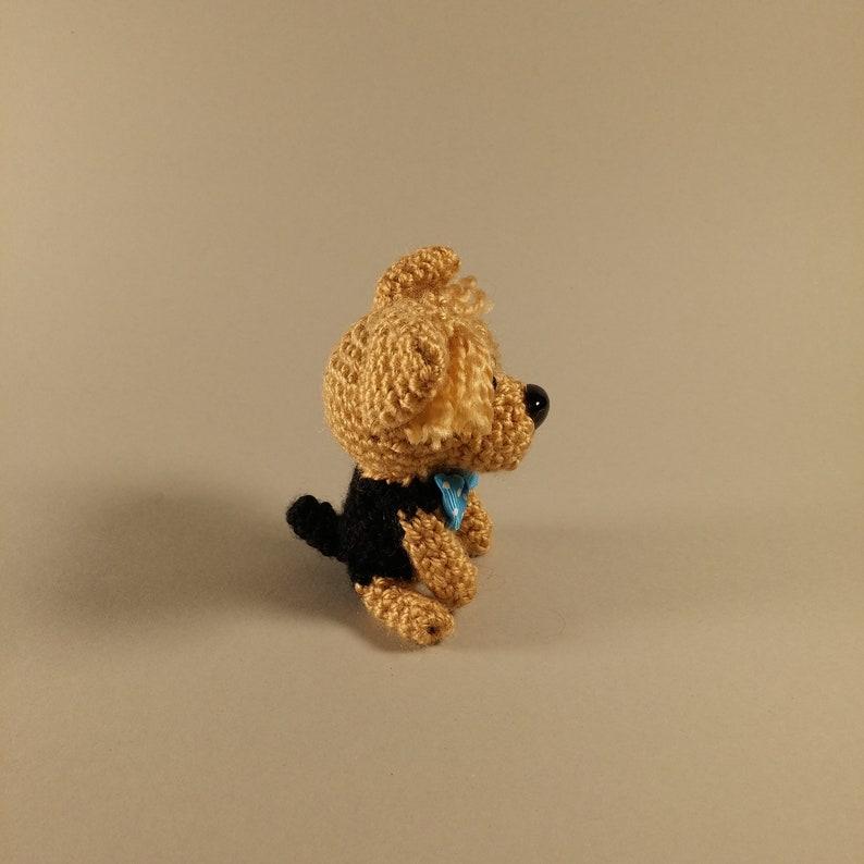 Amigurumi Crochet Yorkshire Terrier Dog Free Pattern - Amigurumi ... | 794x794
