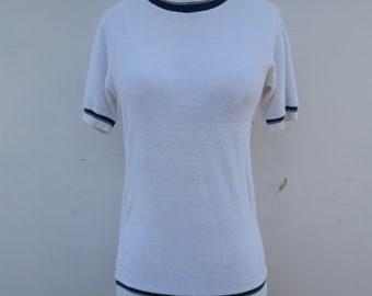 4b0d42e6d7 0914 - 60s - Authentic Vintage - Sears - Terry Cloth Shirt