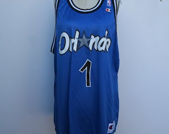 d9140ab18c8 Orlando Magic Hardaway 1 Vintage Jersey. AmericanVintageusaco. 5 out of 5  stars ...