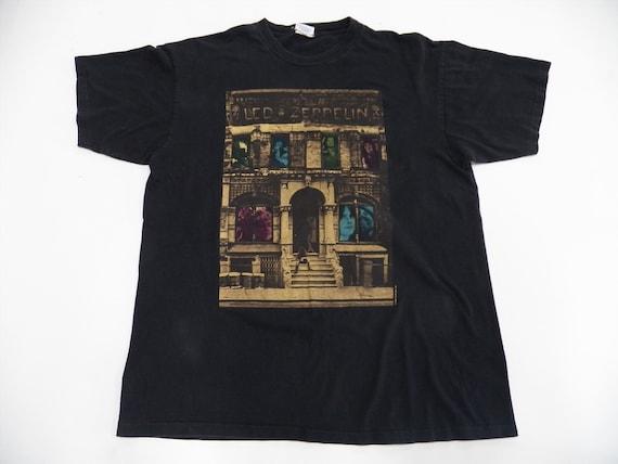 Led Zeppelin Physical Graffiti Vintage T-shirt