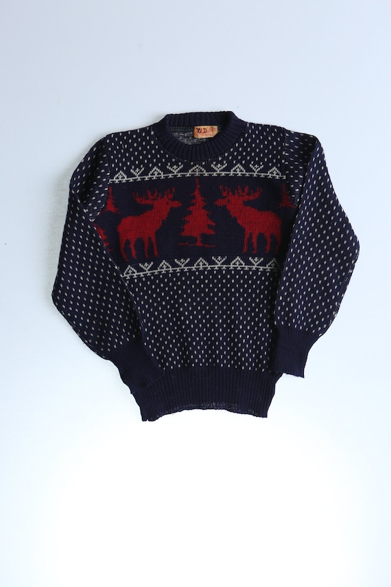 1930's Christmas Sweater