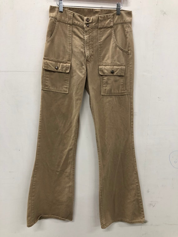 Levi's 70's Bell Bottom Pants