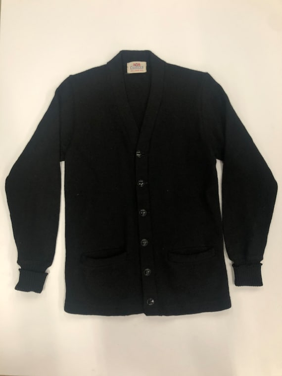 Vintage Men's Varsity Sweater