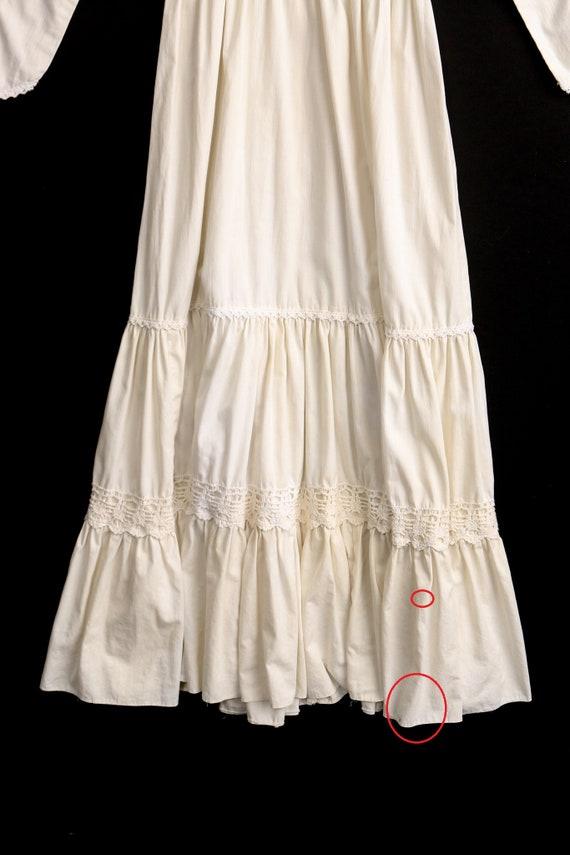 Gunne Sax Dress Long Prairie Dress - image 9