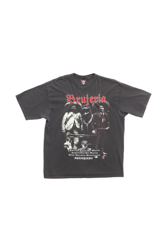 Brujeria Rock Band Graphic T-shirt