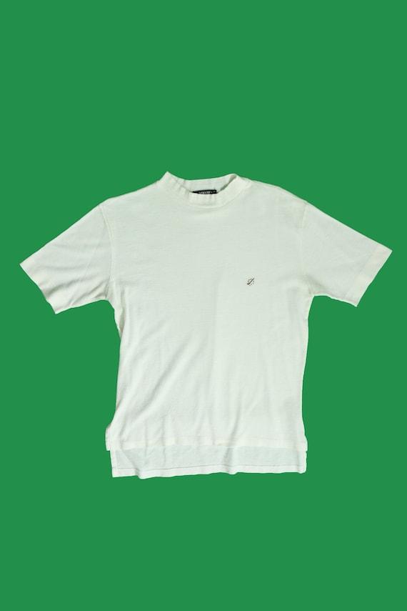 Vintage Plain White T-shirt / Arrow Label