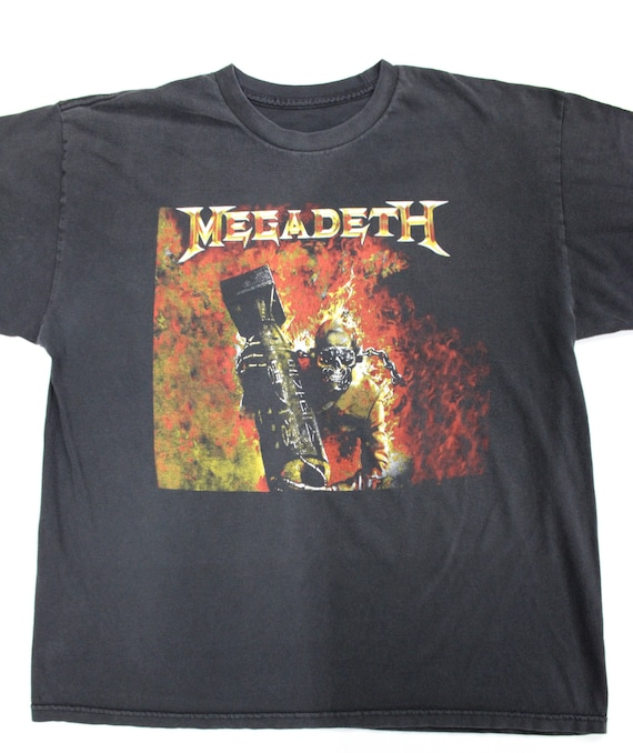 Megadeth Graphic T-shirt Rock