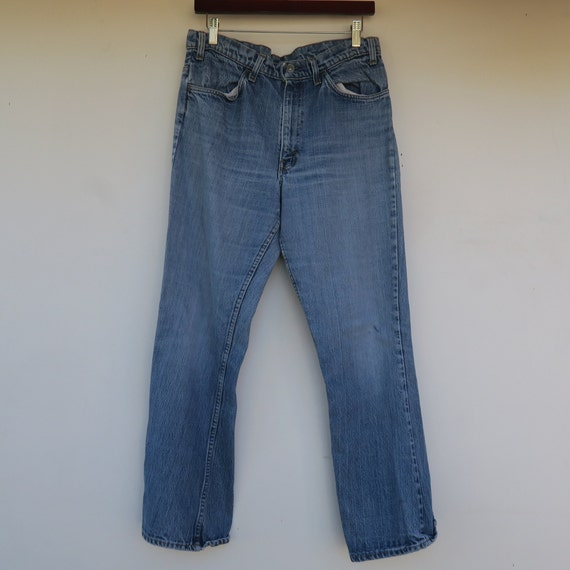 Vintage 70's Big E Bell Bottoms
