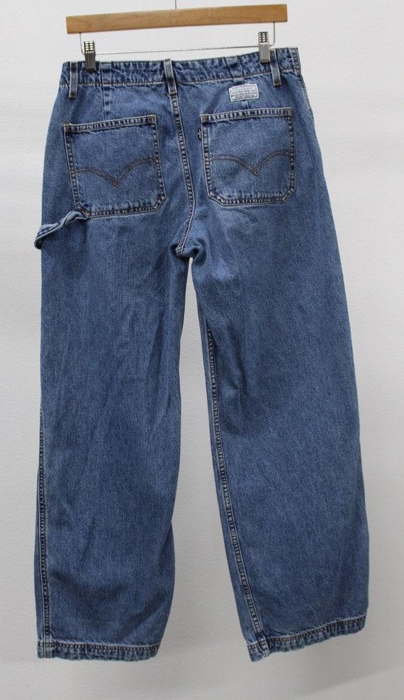 Levi's Carpenter Denim Pants / Overalls / Work Clo