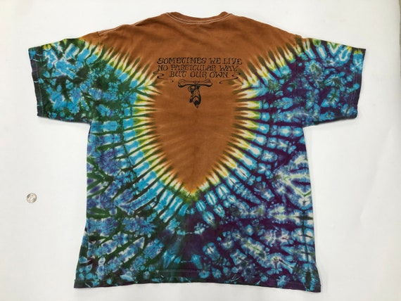 Tie Dye Graphic Grateful Dead T-shirt - image 2