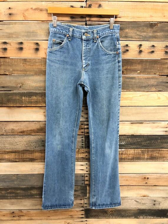 Vintage Lee Bell Bottom Jeans